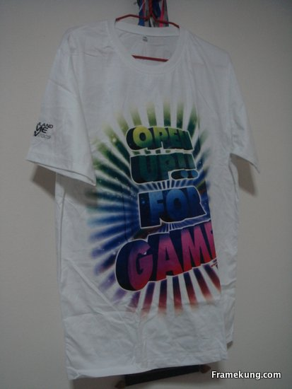 Thailand Game Show Shirt -1