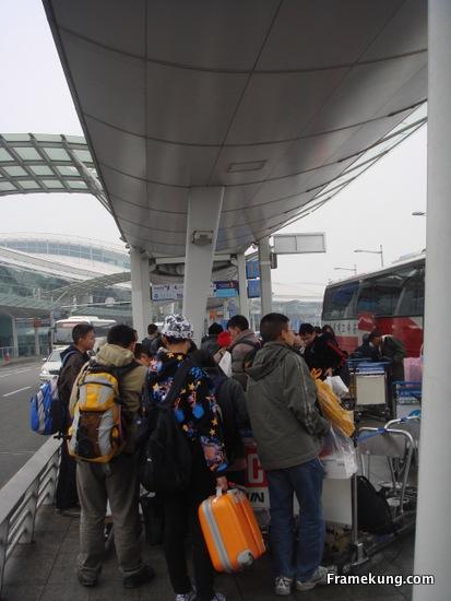 ถึงแล้วครับ สนามบินอินชอน