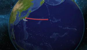 Animated Travel Maps
