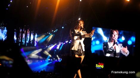 Ailee Yeosu Expo