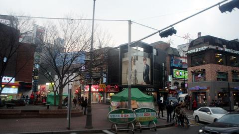 ราคาสินค้าในเกาหลี