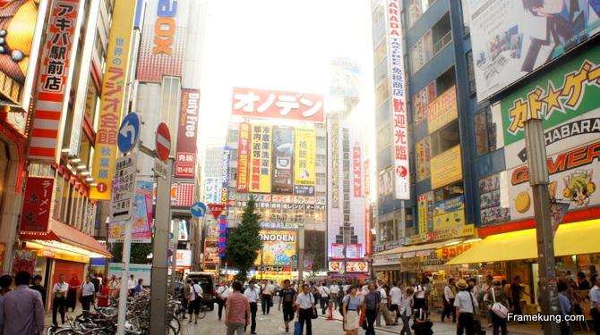 อะคิฮาบาระ Akihabara สวรรค์ของเหล่าโอตาคุ