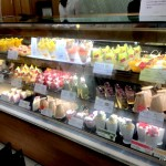 cake zone in departmentstore in japan