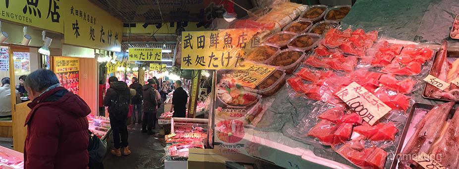ตลาดสดเล็กๆครับ เปิดตั้งแต่ 8 โมงเช้า - 6 โมงเย็น