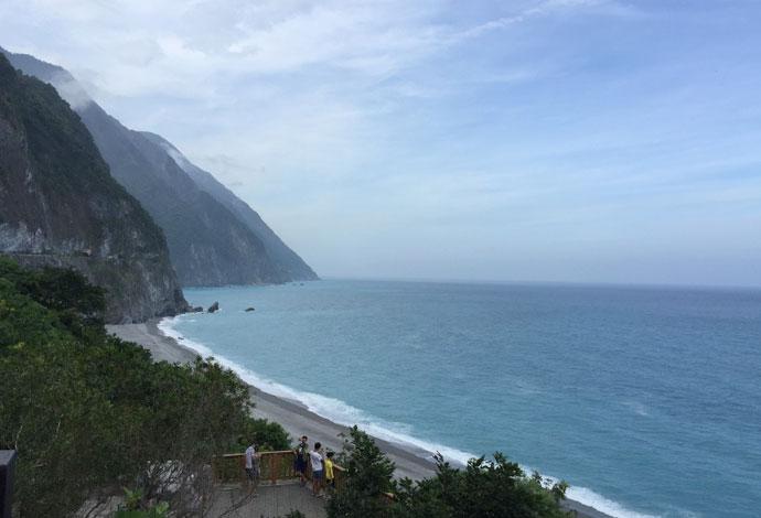 qingxui-cliff