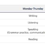 คลาสเรียนระดับ 4 ภาษาเกาหลี