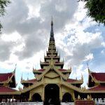 Mandalay Palace พระราชวังมัณฑะเลย์