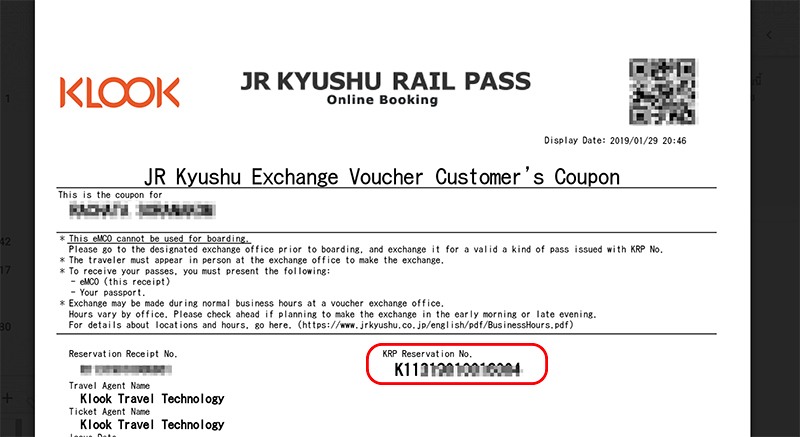Booking JR North Kyushu Pass