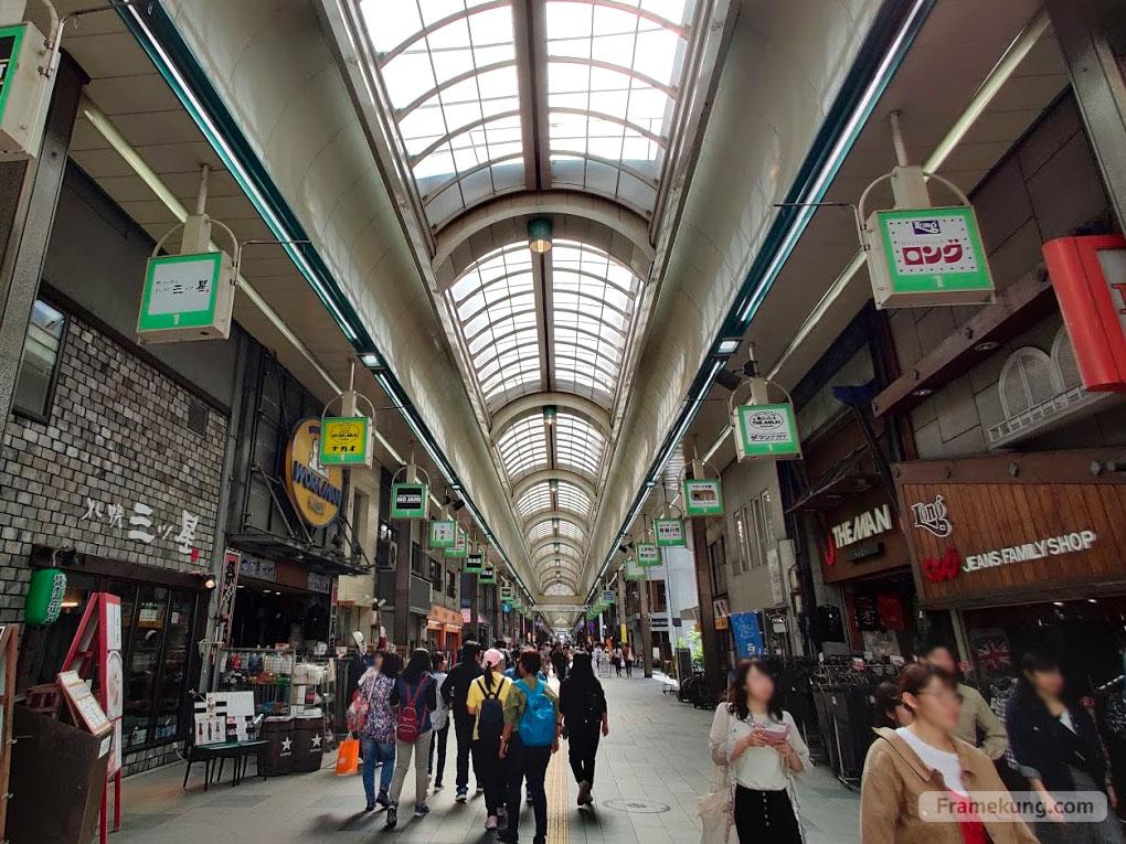ช็อปปิ้ง Sapporo ตรอก