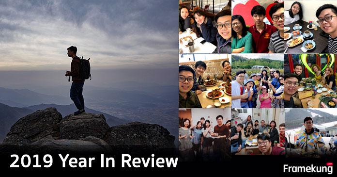 My Year In Review 2019 : เริ่มต้นกับสิ่งใหม่ๆ
